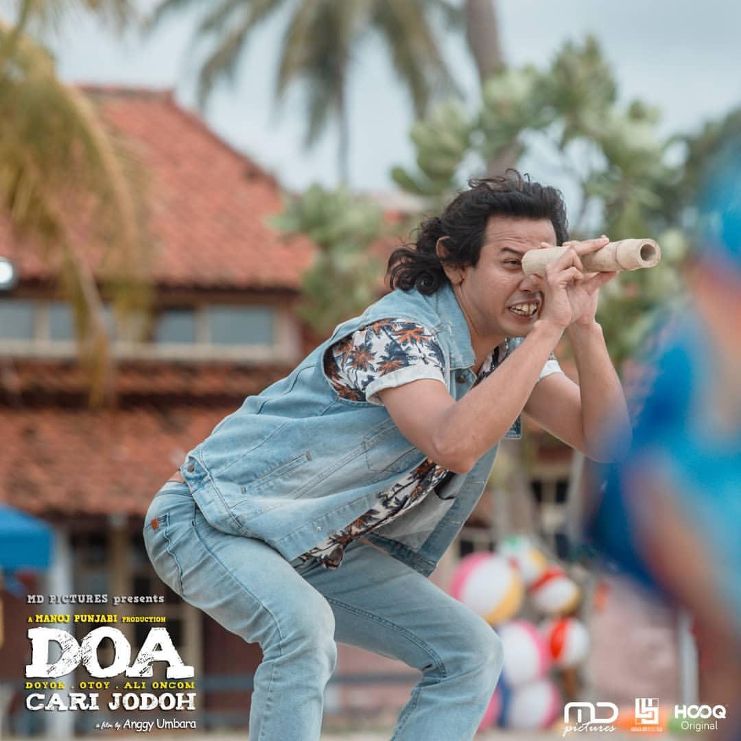 DOA (Doyok-Otoy-Ali Oncom): Cari Jodoh 4