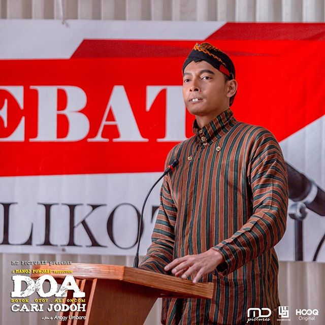 DOA (Doyok-Otoy-Ali Oncom): Cari Jodoh 8