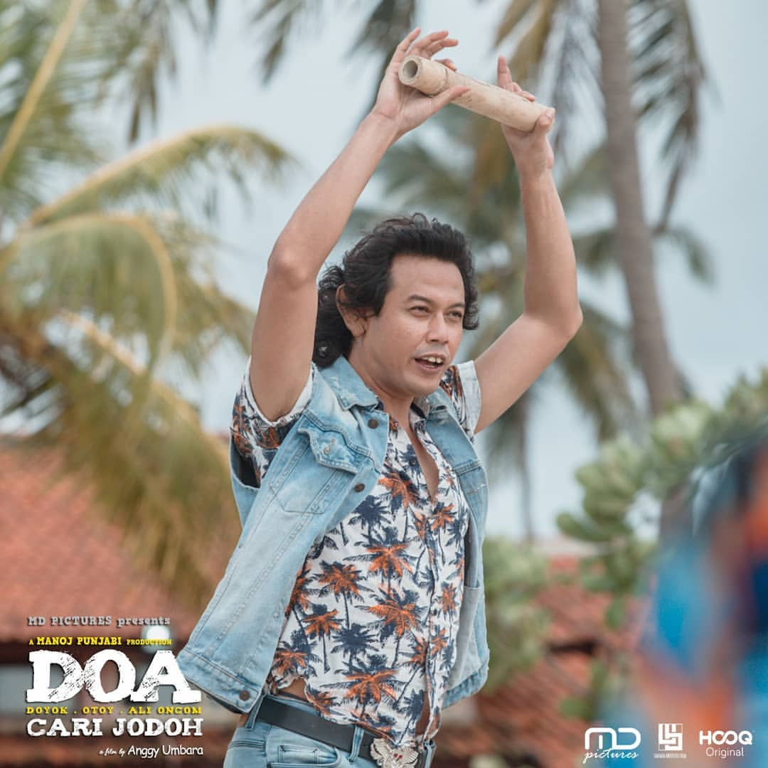 DOA (Doyok-Otoy-Ali Oncom): Cari Jodoh 9