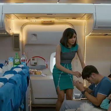 Flight 555 5