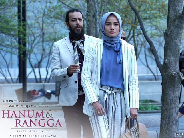 Hanum & Rangga: Faith & The City 10