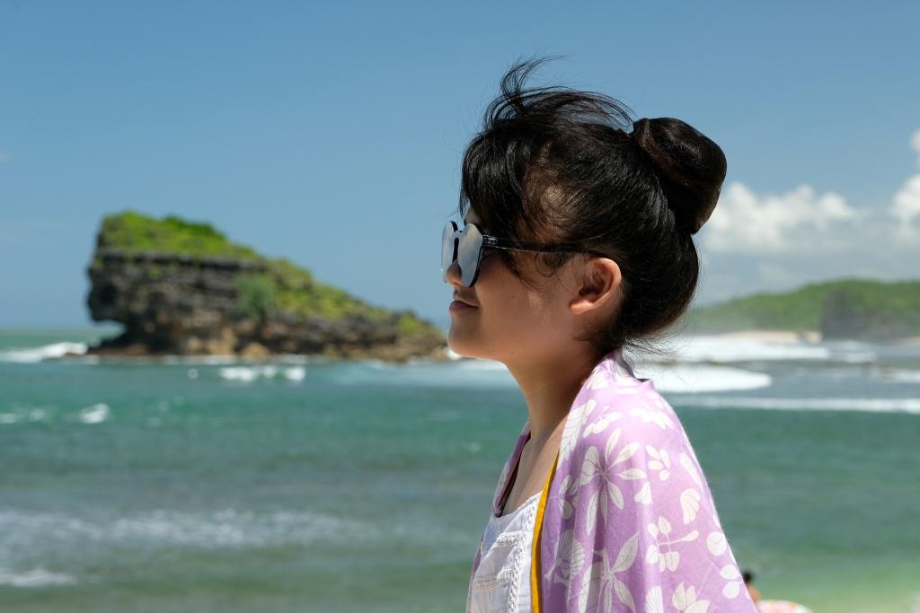 Kulari ke Pantai 16