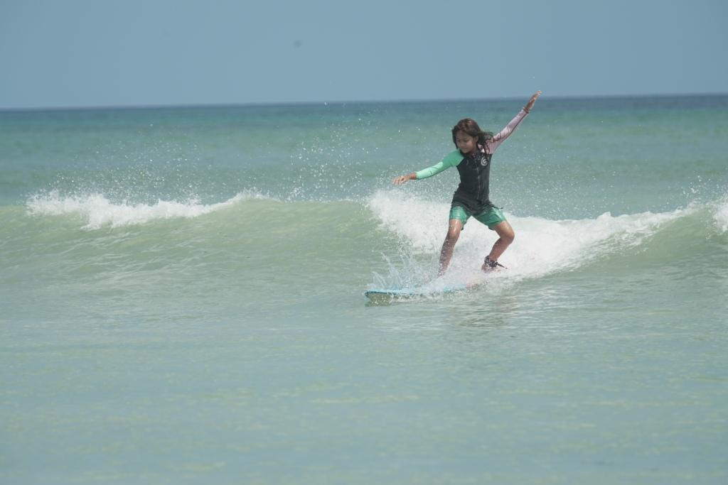 Kulari ke Pantai 9