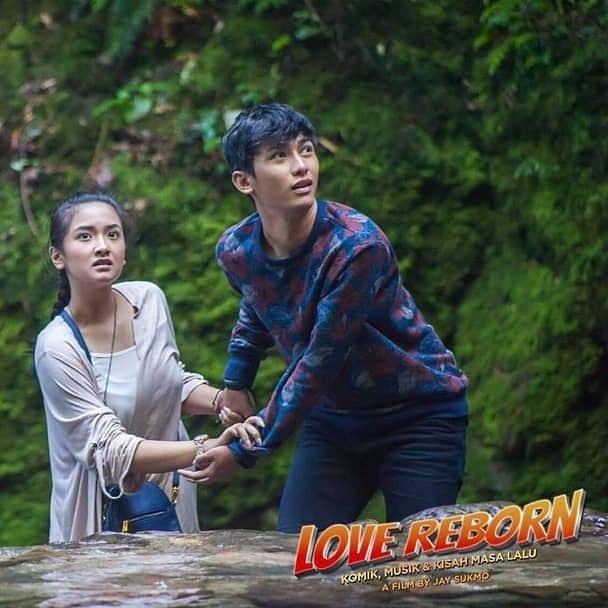 Love Reborn: Komik, Musik & Kisah Masa Lalu 2