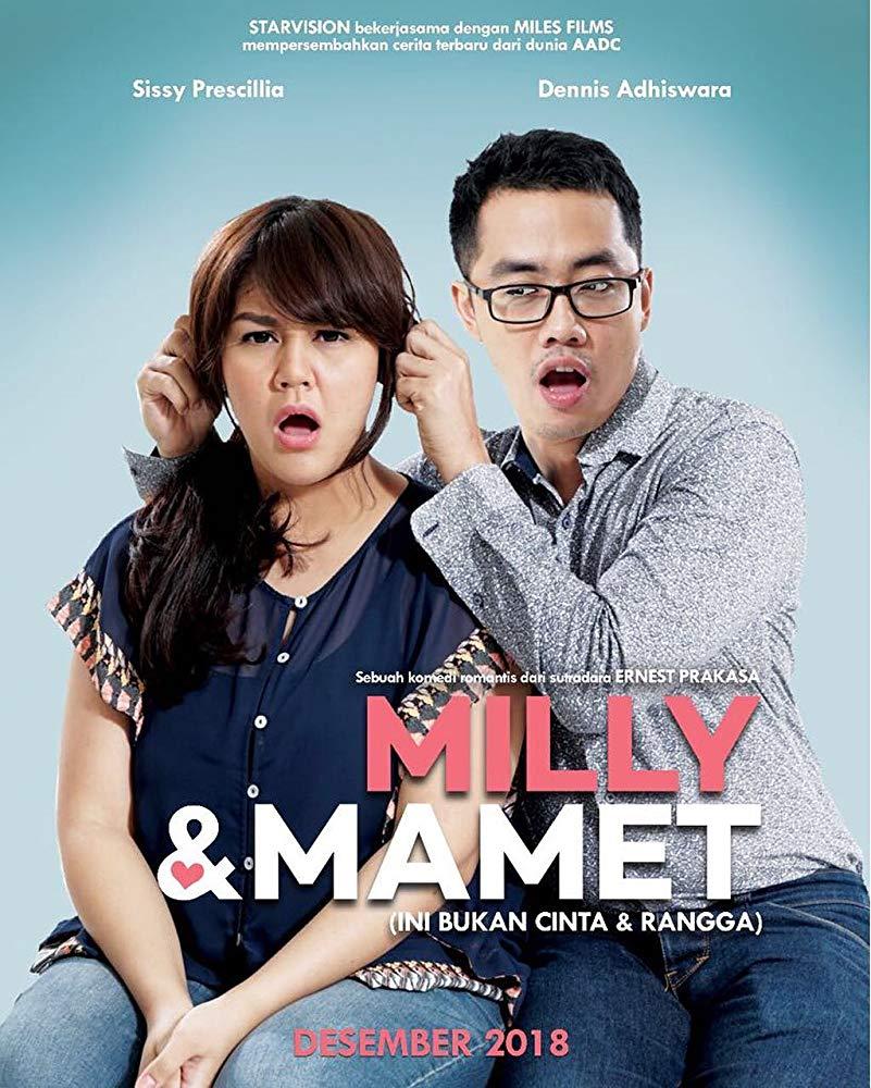 Milly & Mamet: Ini Bukan Cinta & Rangga 10