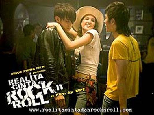 Realita Cinta dan Rockn Roll 1