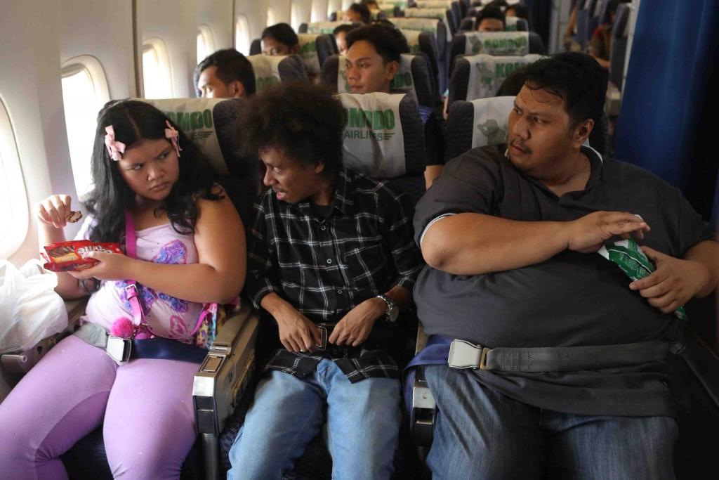 Flight 555 12