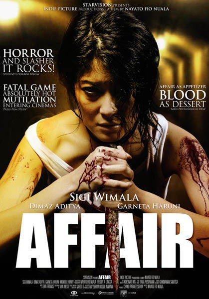 Affair (Permainan Cinta Yang Mematikan)