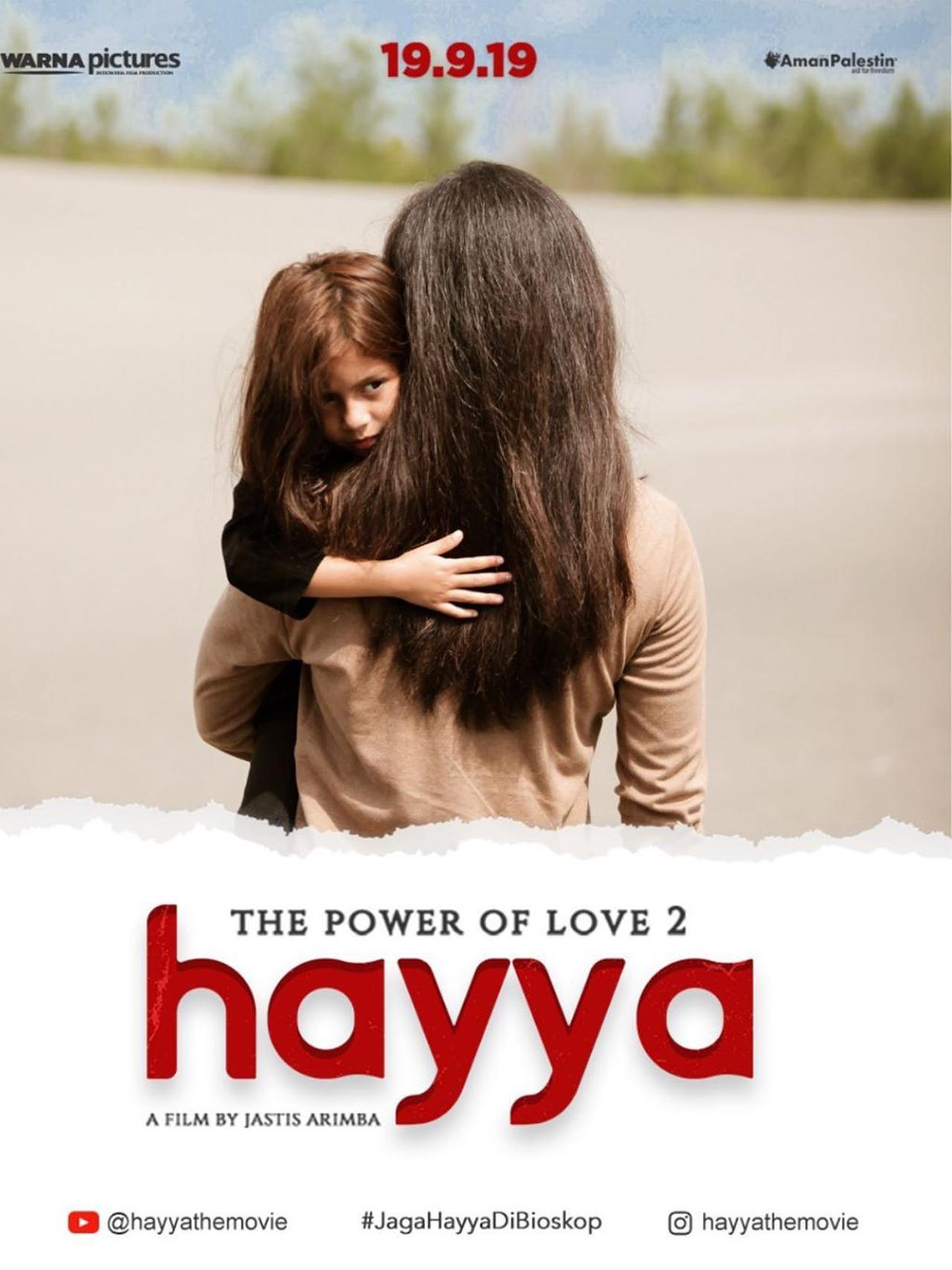 Hayya: The Power of Love 2 3