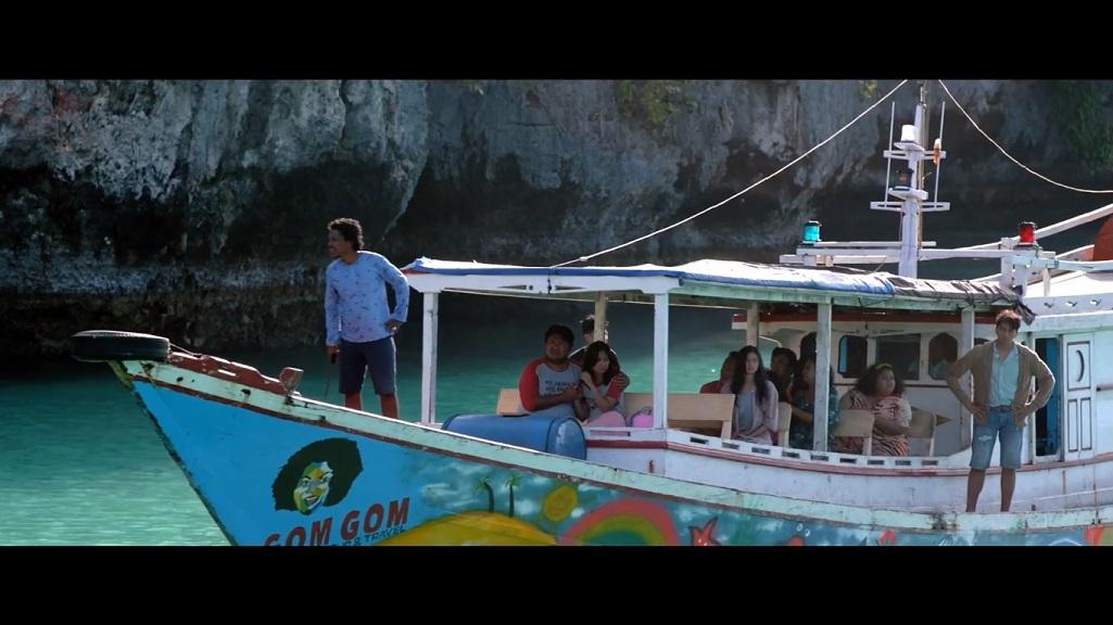 Kapal Goyang Kapten 2