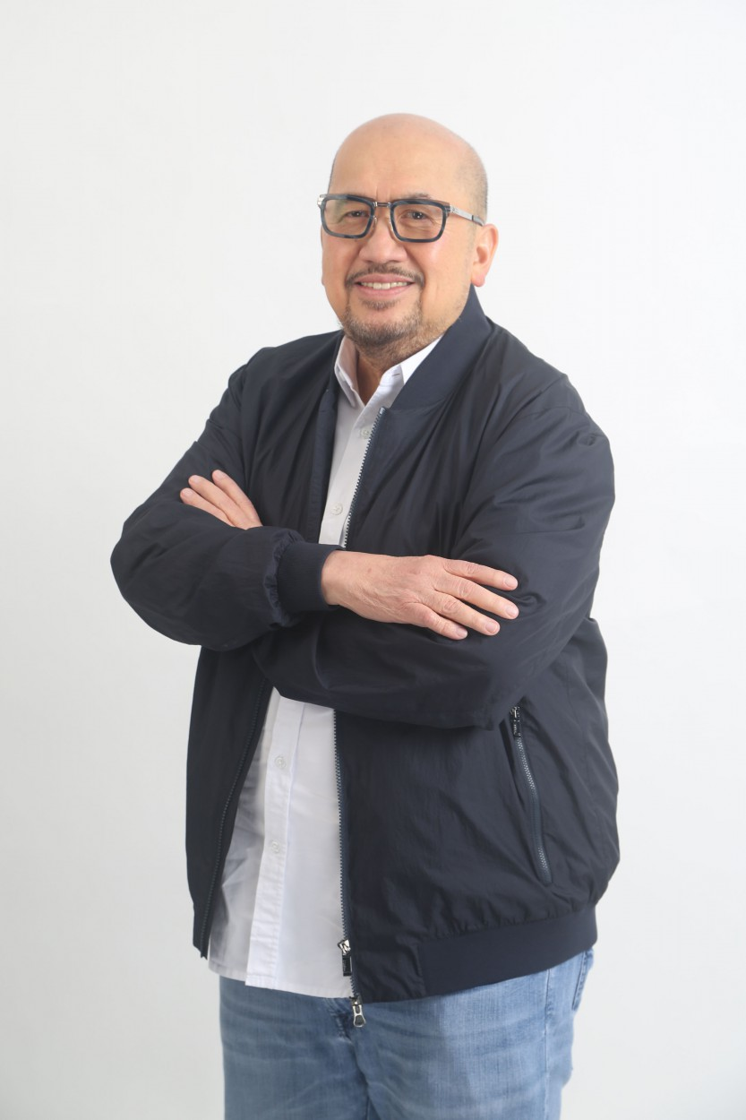 Vic Del Rosario Jr
