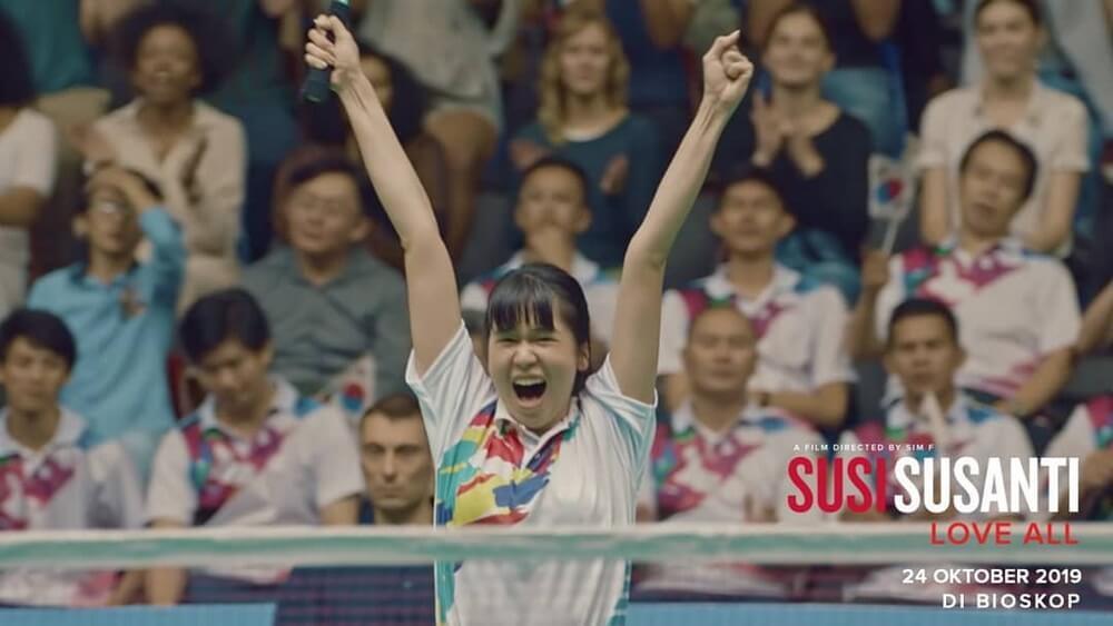 Susi Susanti: Love All 19