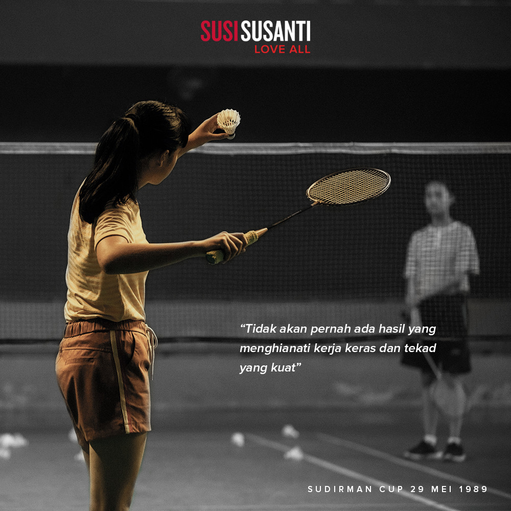 Susi Susanti: Love All 4