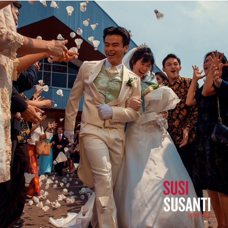 Susi Susanti: Love All 8