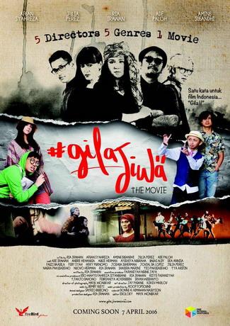 Gila Jiwa the Movie