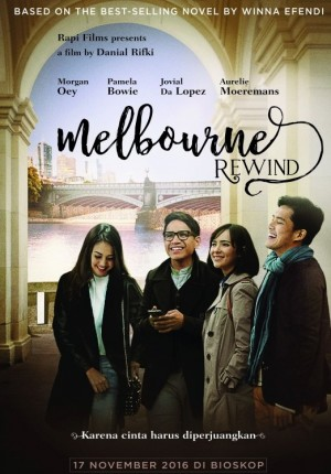 Melbourne-Rewind