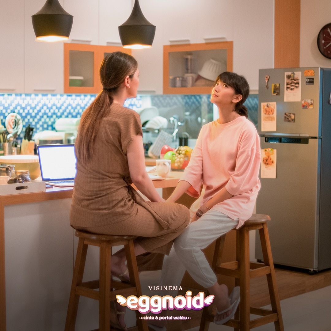 Eggnoid: Cinta & Portal Waktu 2