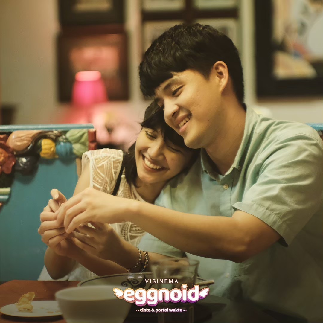 Eggnoid: Cinta & Portal Waktu 6
