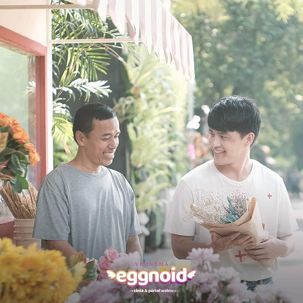 Eggnoid: Cinta & Portal Waktu 14