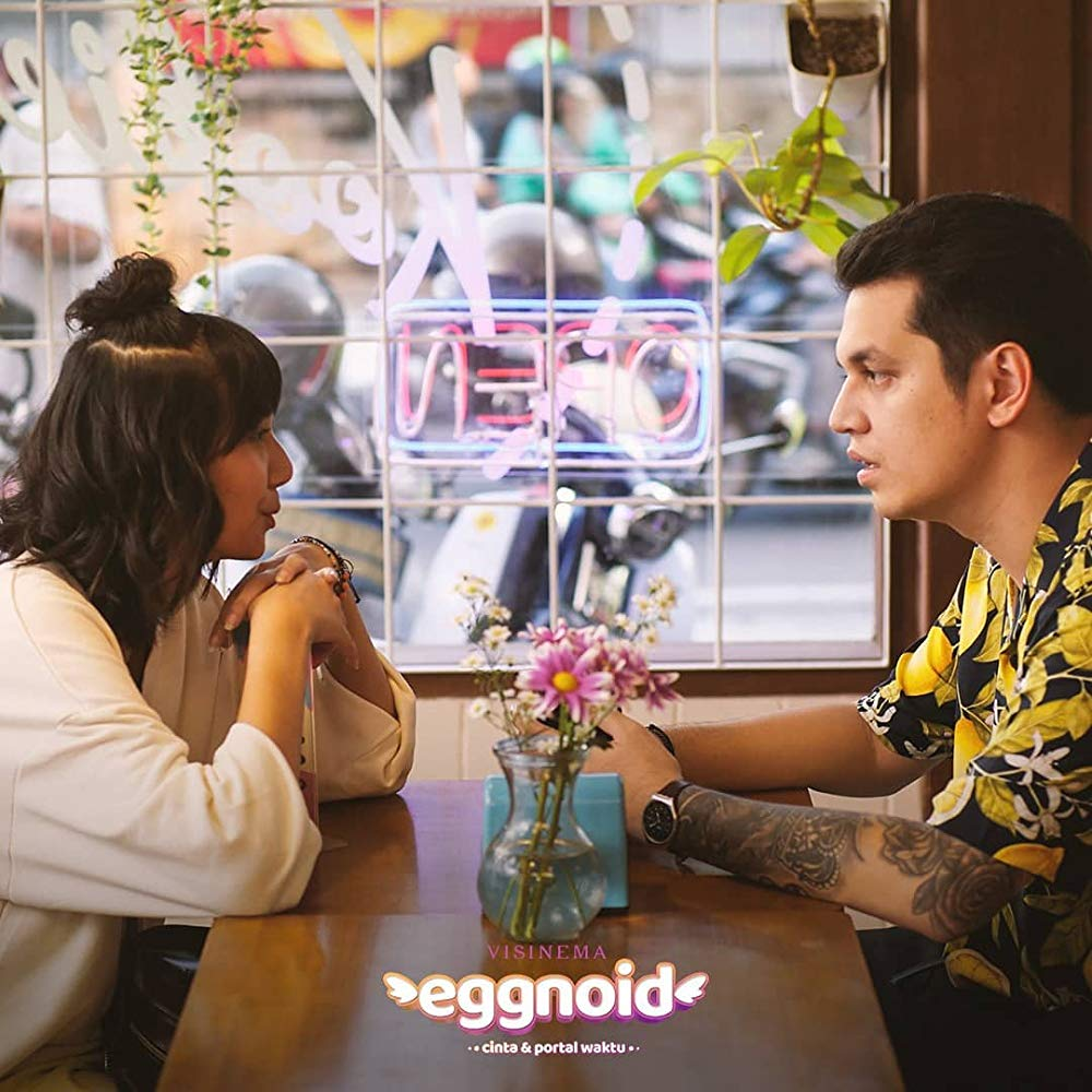 Eggnoid: Cinta & Portal Waktu 16