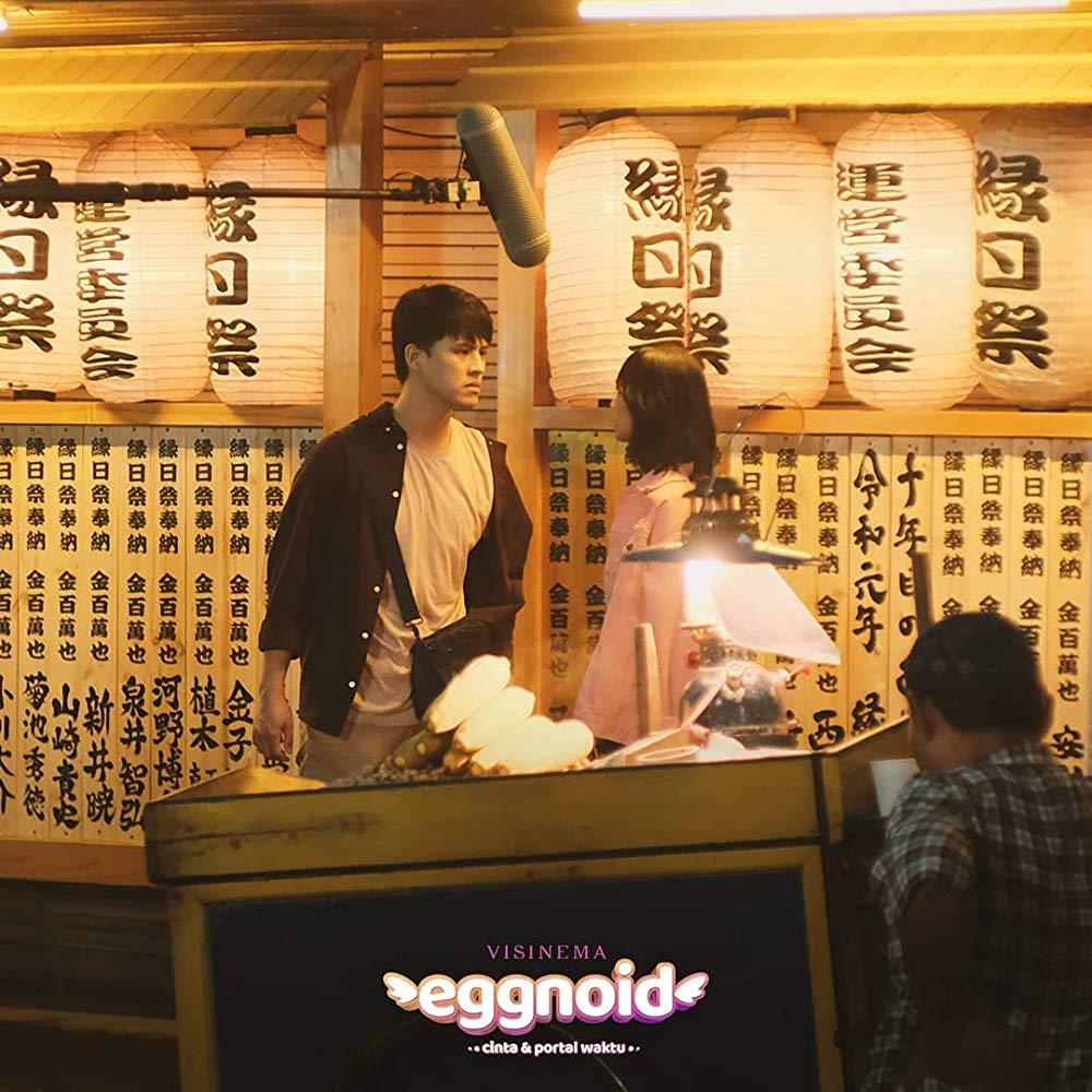 Eggnoid: Cinta & Portal Waktu 20