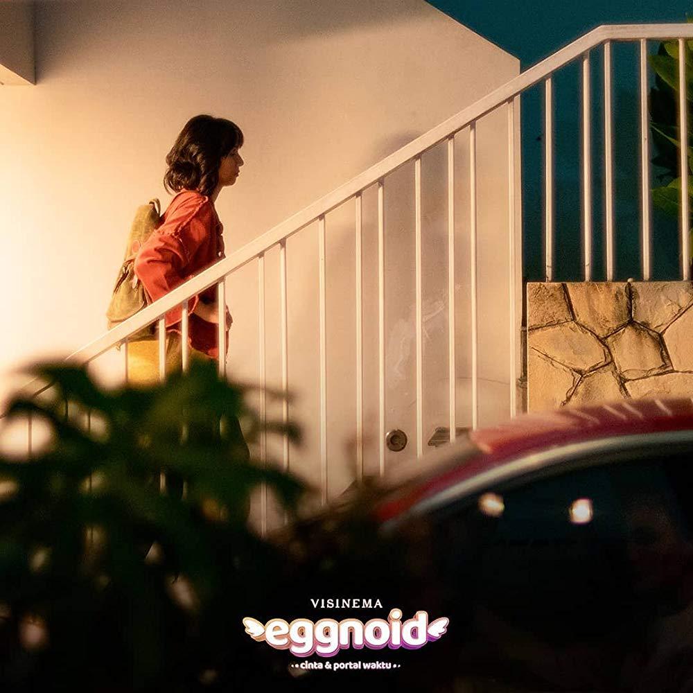 Eggnoid: Cinta & Portal Waktu 25