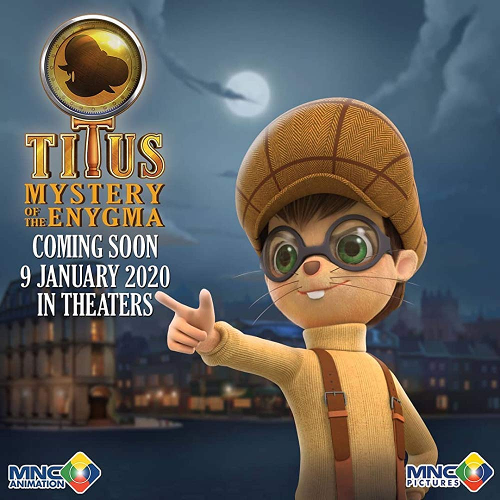 Titus: Mystery of The Enygma 3