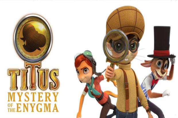 Titus: Mystery of The Enygma 8