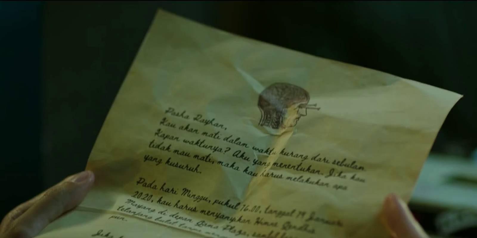 Surat dari Kematian 13