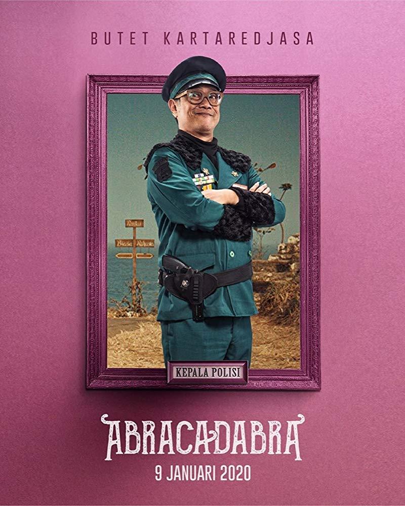 Abracadabra 18