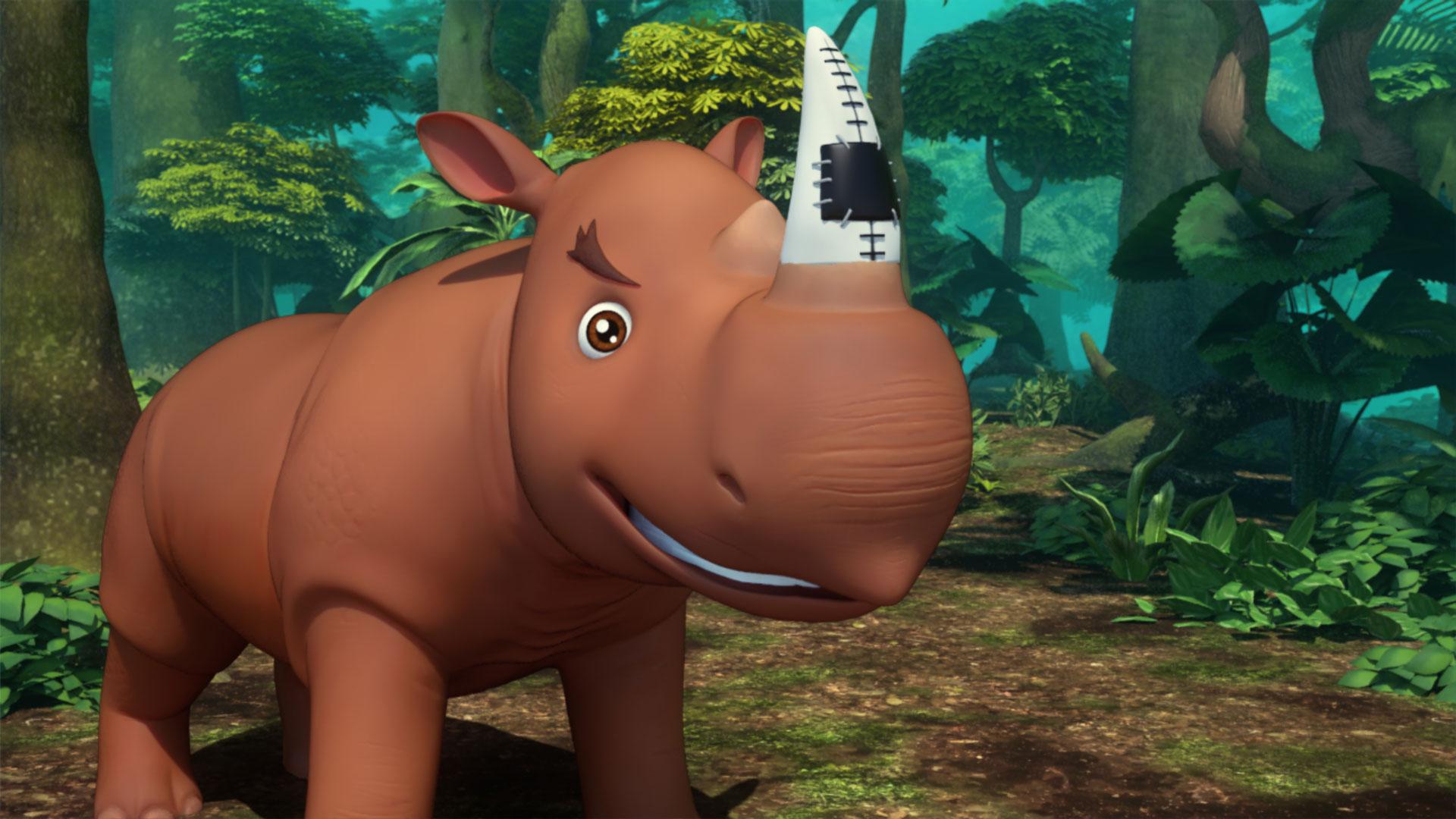 Riki Rhino 1