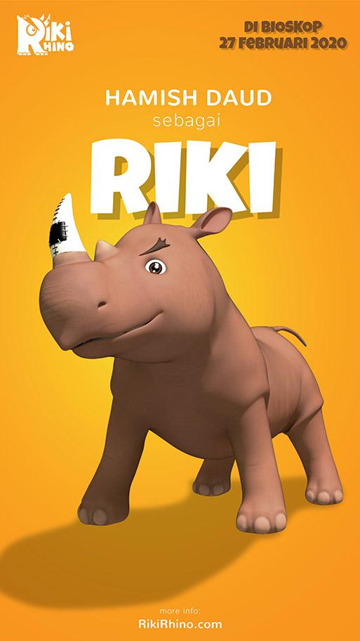 Riki Rhino 9