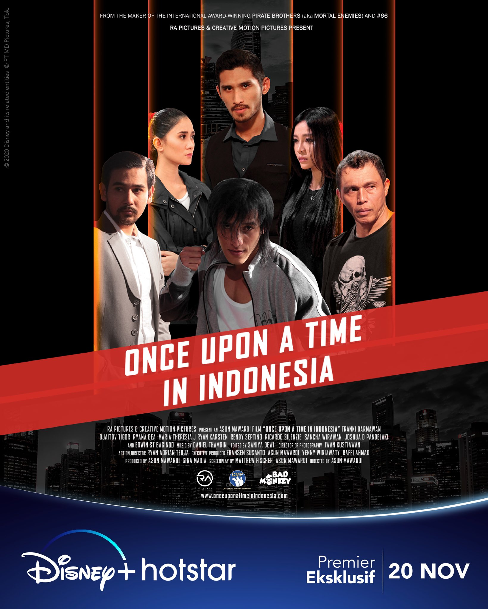 Once Upon a Time in Indonesia 1