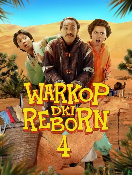 Warkop DKI Reborn 4 1