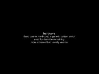Medan-Hardcore