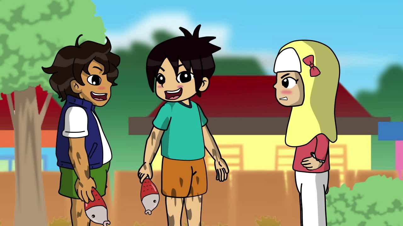 Animation-Series-Iklan-Sebelum-Pengajian