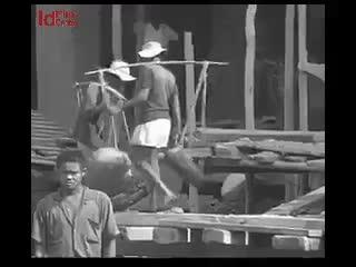 Jakarta-1964-Pembangunan-Bangunan-Penting-di-Jakarta