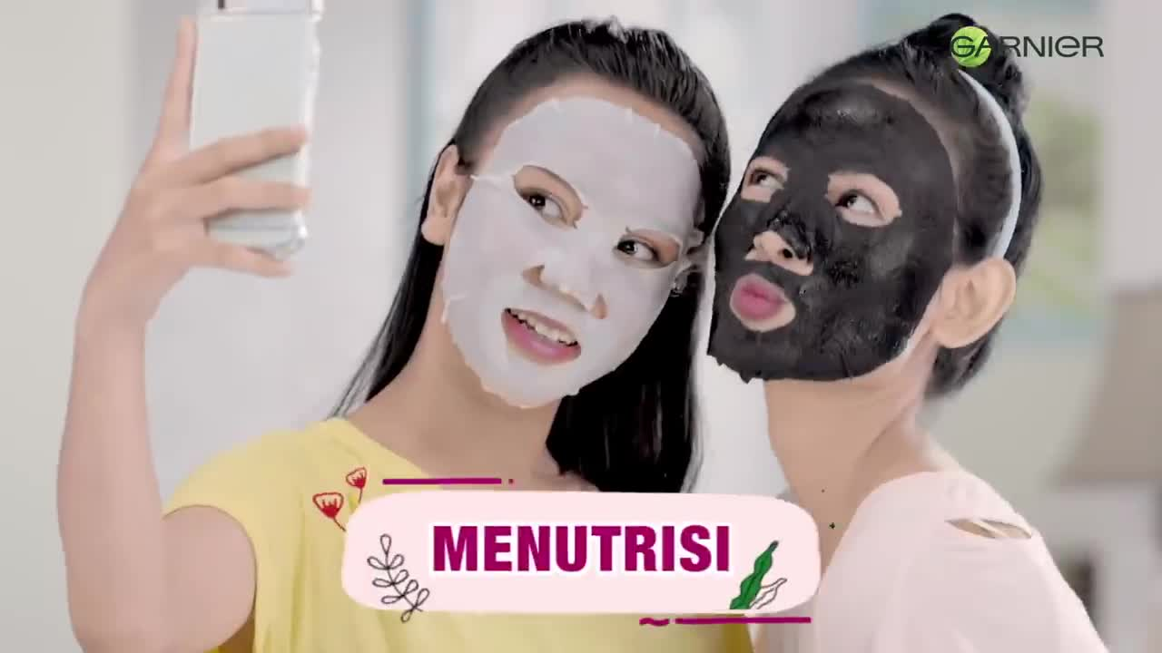 Garnier-Indonesia-Masker-Wajah-Garnier-Serum-Mask-Rahasia-Tren-Kulit-Dewy-Korea