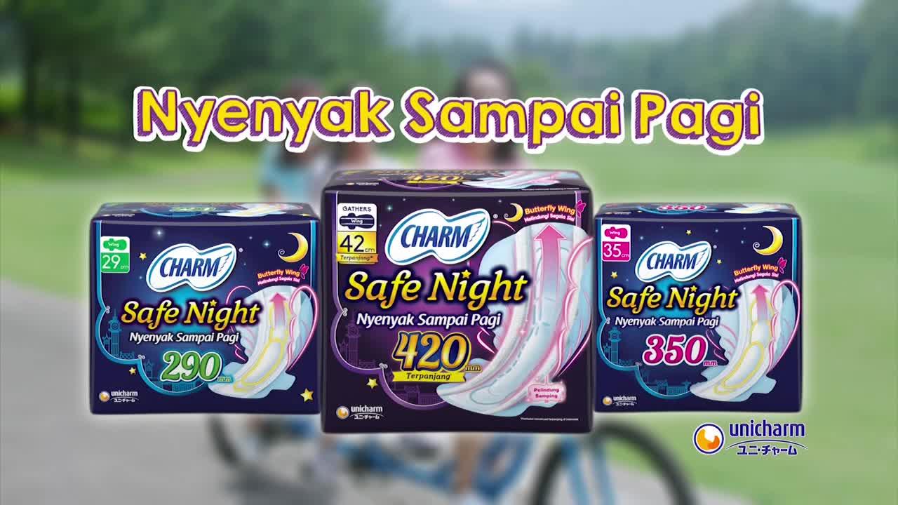 Unicharm-Indonesia-Charm-Safe-Night-Zombie-Bahasa-Jawa