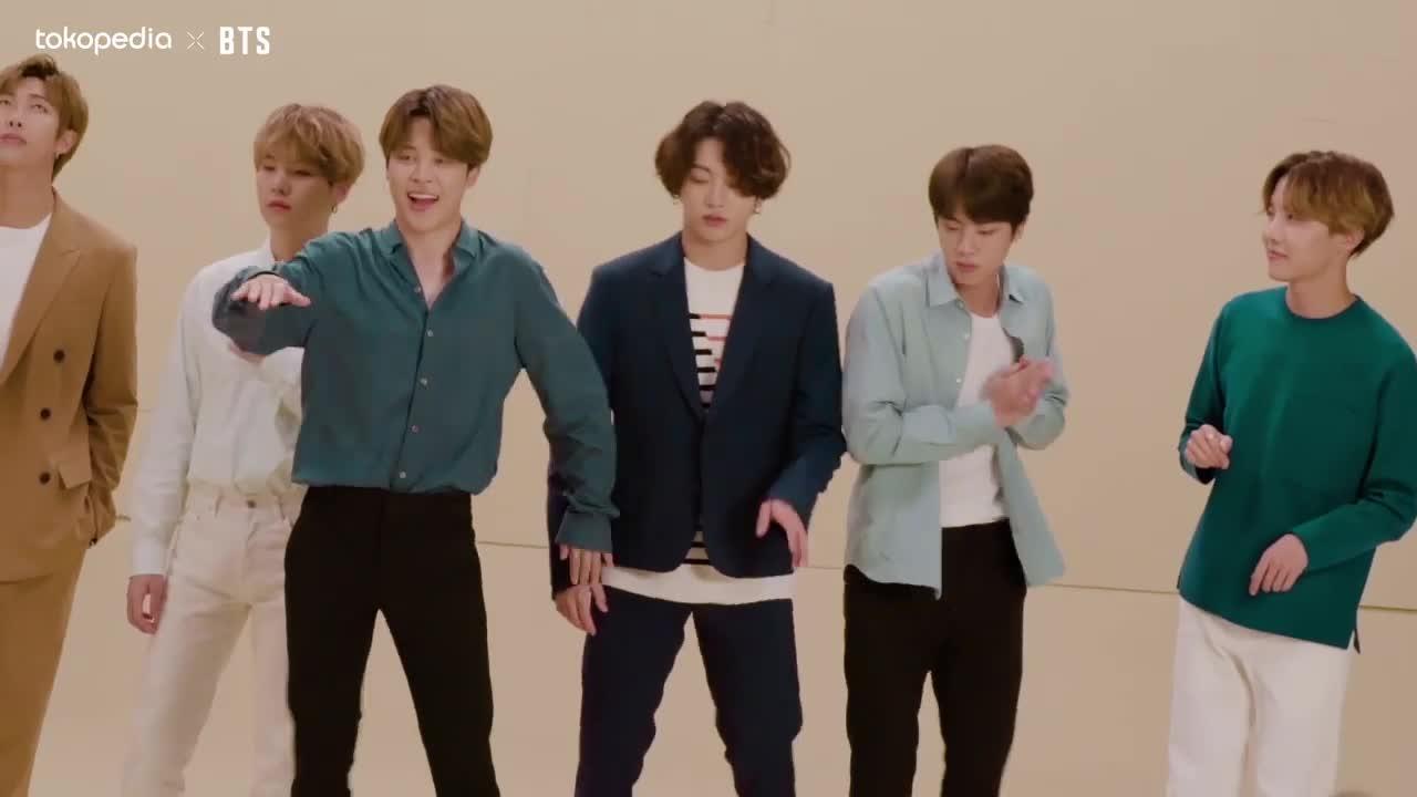 Behind-The-Scene-Iklan-Tokopedia-x-BTS